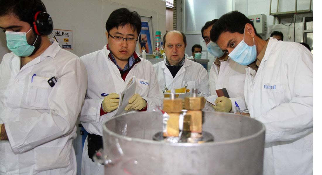 صالحي: إيران تسعى لخصخصة الصناعة النووية ولا بديل للطرف الآخر غير التفاوض