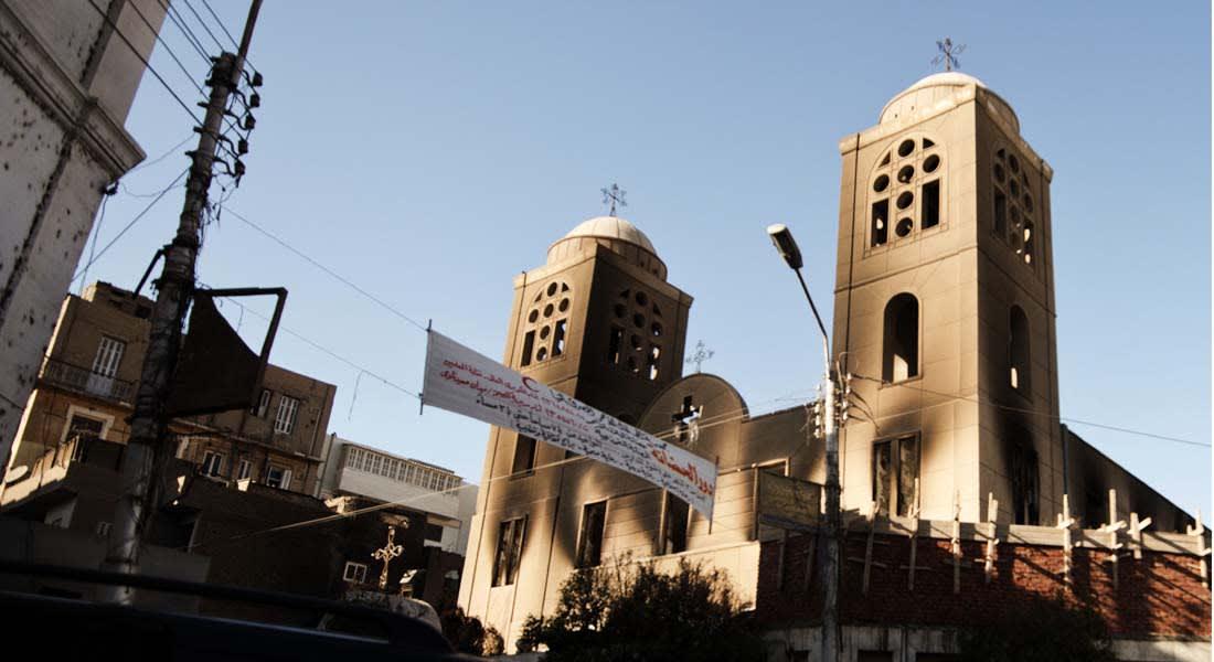 """مصر: إحالة أوراق 5 من """"خلية أكتوبر"""" إلى المفتي لبيان رأي الشرع بإعدامهم"""