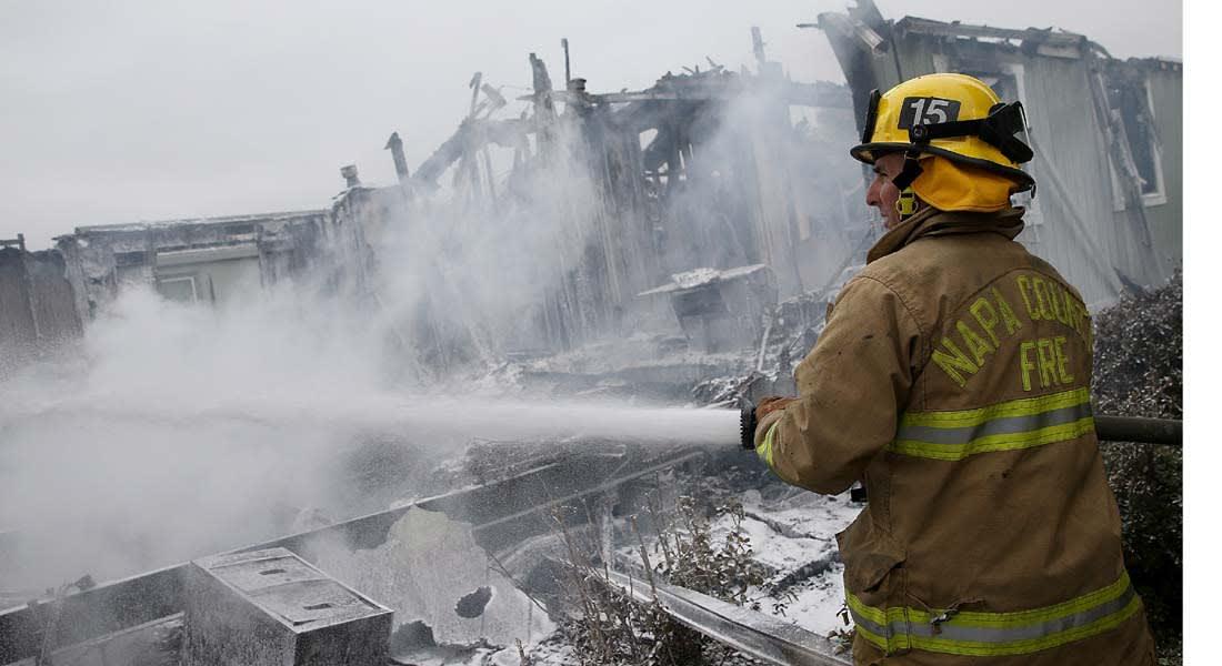 إعلان للطوارئ و 87 جريحاً في كاليفورنيا جراء زلزال ضرب شمال الولاية