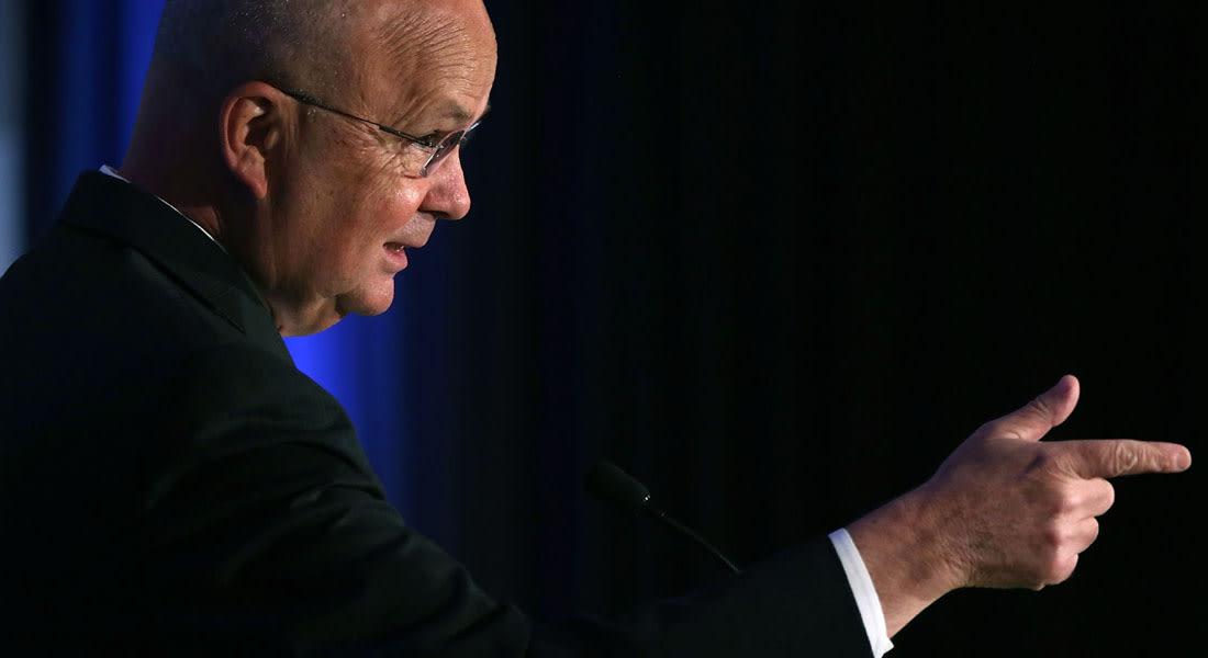 """مدير CIA السابق لـCNN: هجوم داعش على أمريكا """"مسألة وقت"""".. وخيار التعاون مع الأسد """"مدمر"""""""