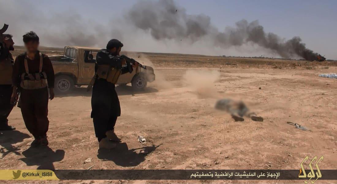 داعش تتبنى هجوم كركوك وتزعم قتل وجرح 200 من البشمرغة
