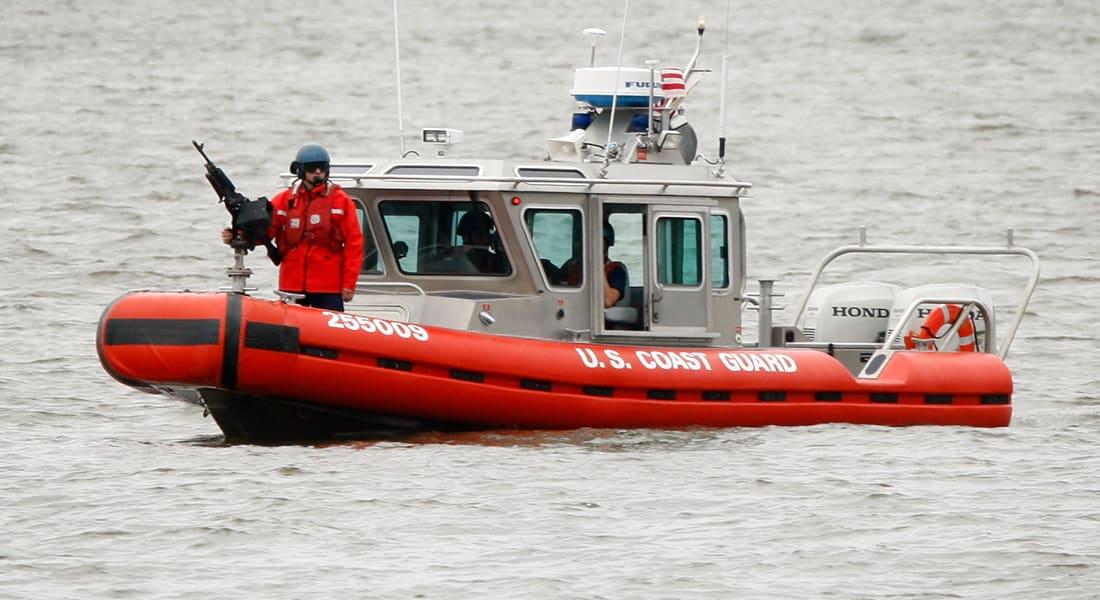 البنتاغون: خفر السواحل الأمريكي يطلق النار على قارب صيد إيراني بالخليج