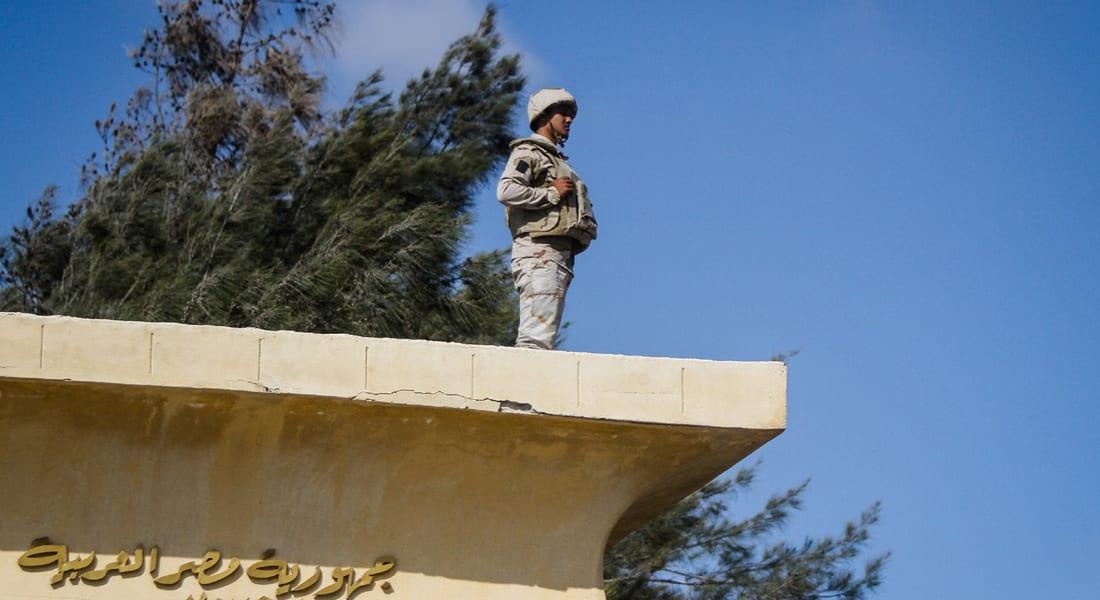 """مصر.. مقتل جندي و6 """"تكفيريين"""" وتدمير موقع لـ""""أنصار بيت المقدس"""" بسيناء"""