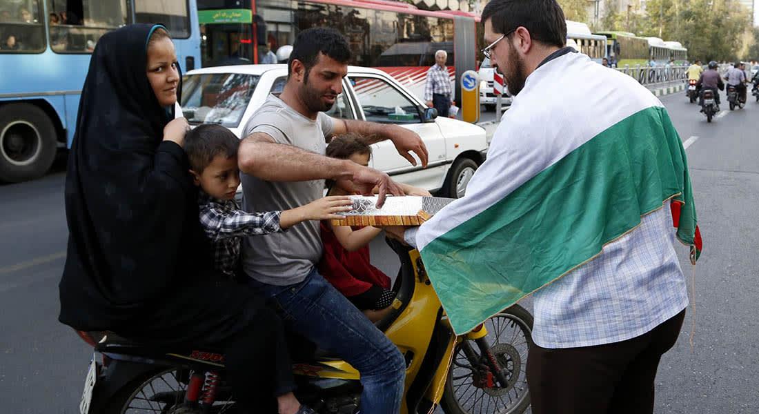 صحف: إيران تهنئ غزة وداعش يستعد لإعلان إمارة إسلامية بتونس وليبيا