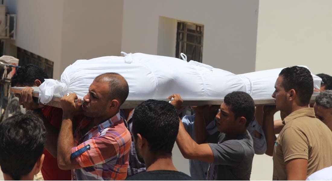 """على خطى """"داعش"""" ... """"أنصار بيت المقدس"""" تتبنى قطع رؤوس 4 رجال في سيناء"""