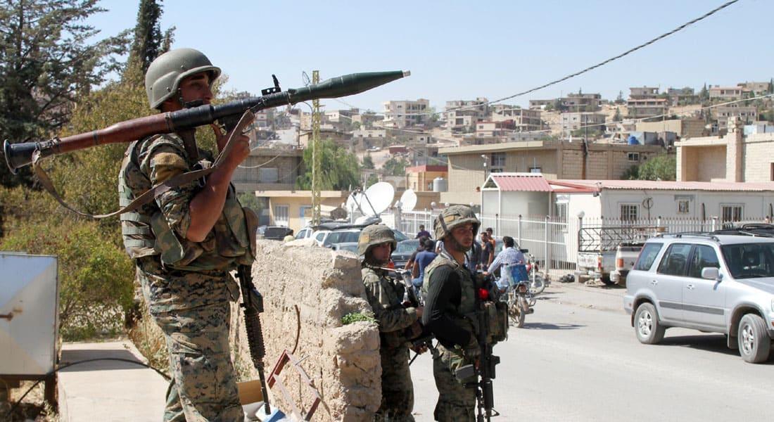 لبنان: فقدان جندي بعد وقوع قوة عسكرية بكمين في عرسال