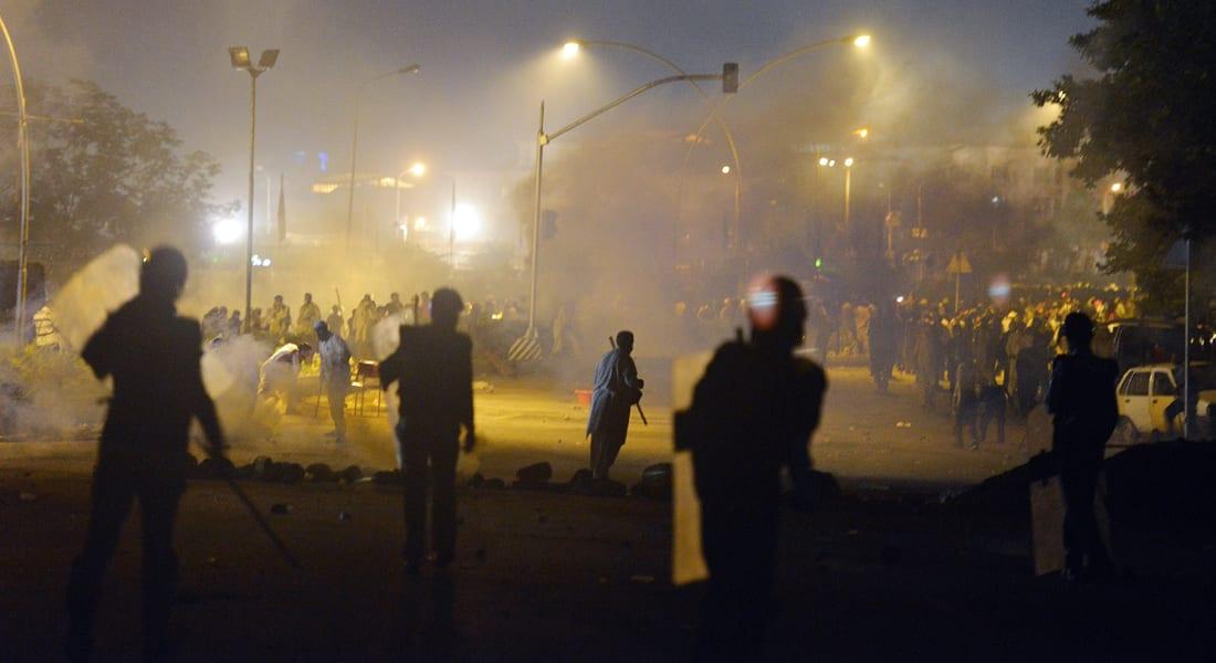 مصادر طبية باكستانية: 60 قتيلا بمظاهرات ضد الحكومة بإسلام أباد
