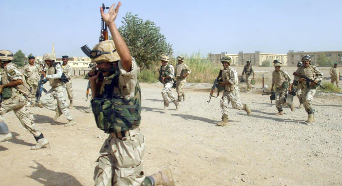 مصدر عراقي: الجيش يدخل آمرلي ويفك حصارها بعد طرد داعش