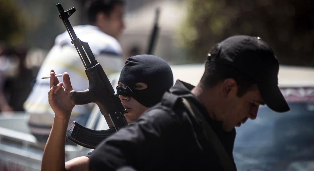 """مصر: مقتل أخطر """"الإرهابيين"""" بجماعة بيت المقدس في سيناء"""