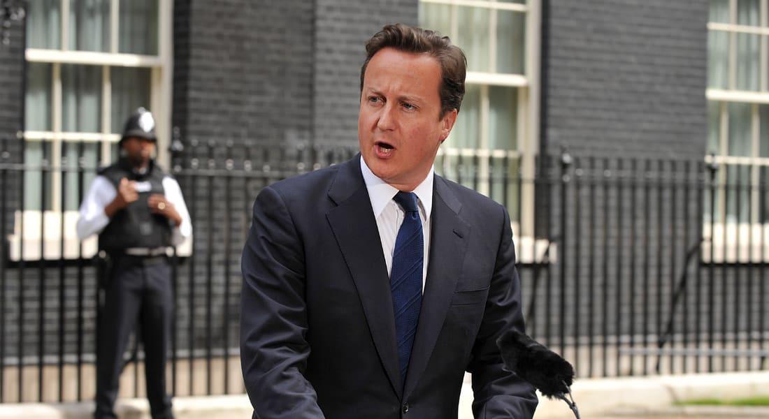 رئيس وزراء بريطانيا يدعو لقانون جديد يمنح الشرطة الحق بحجز جواز سفر من يشتبه بمحاولته السفر لدعم داعش