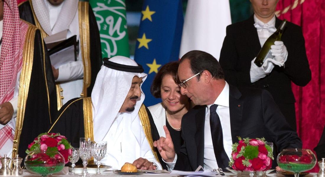 هولاند: داعش يسعى لإقامة دولة وفرنسا والسعودية مع من يحارب وحشية الأسد والإرهابيين