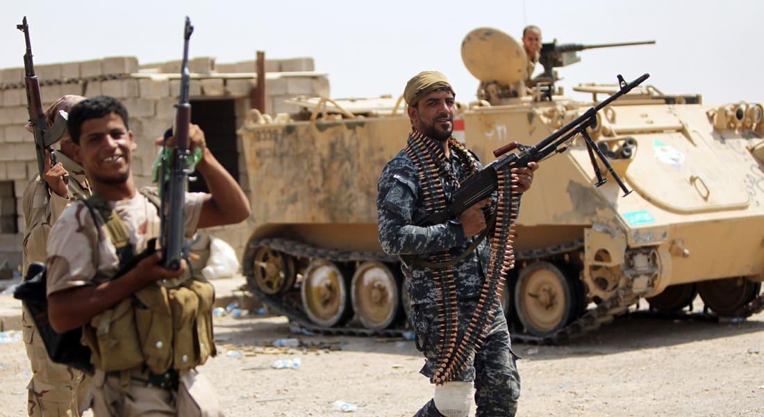"""العراق يعلن """"تطهير"""" طريق بغداد- كركوك الاستراتيجي.. داعش: الأرض تشتعل تحت أقدام البشميرغة"""