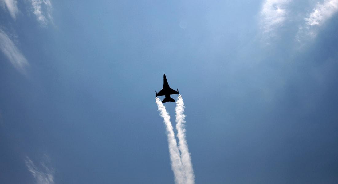 تركيا تعلن سقوط مقاتلة F-16 في دياربكر