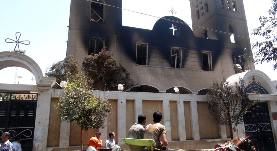 مصر.. الأمن يحاصر قرية بالمنيا بعد مصادمات طائفية بين مسلمين ومسيحيين