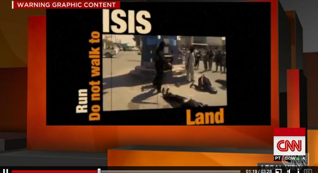 """فيلم دعائي من تصوير """"داعش"""" وانتاج """"الخارجية الأمريكية"""" يحذر من الانخراط بالتنظيم"""