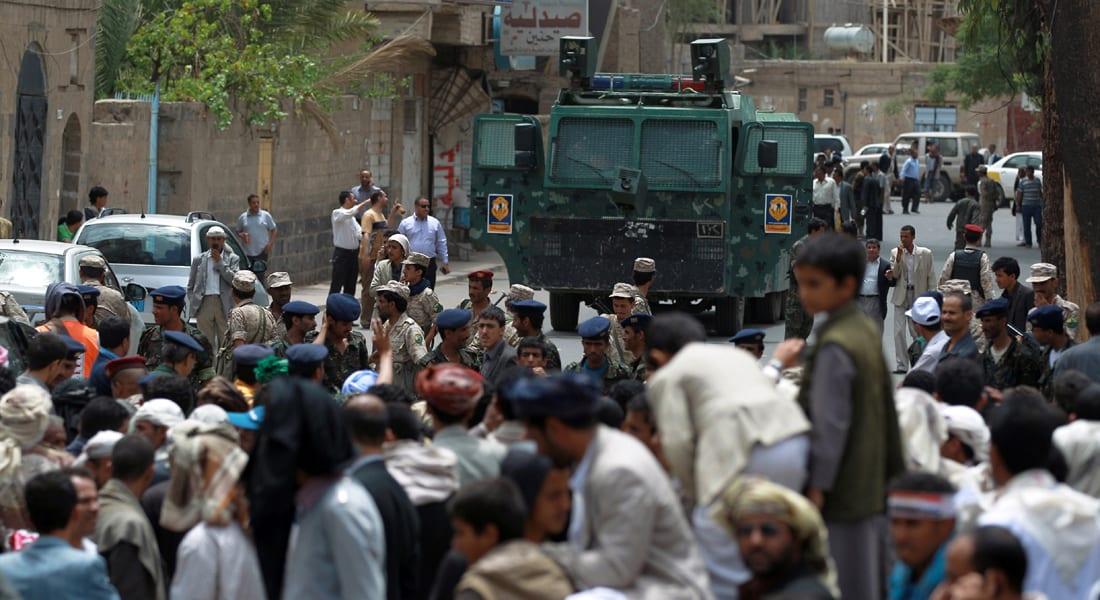شهود لـCNN بالعربية: القوات اليمنية تقتحم ساحة الحوثيين في العاصمة صنعاء