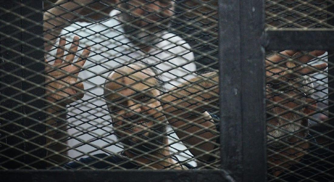 """مصر: السجن 20 عاماً للبلتاجي وحجازي لاختطاف وتعذيب رجلي شرطة بـ""""رابعة"""""""