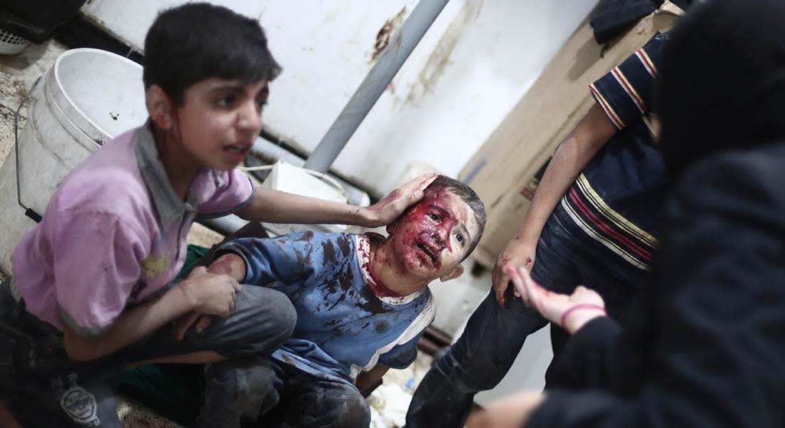 عشرات القتلى في غارة للطيران السوري على دوما
