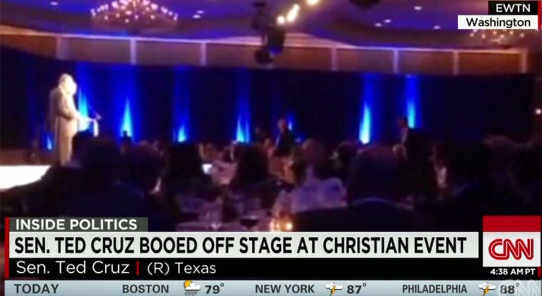 صخب وانسحابات بمؤتمر لمسيحيي المشرق بعد دعوة نائب أمريكي للتحالف مع إسرائيل بوجه التشدد وداعش