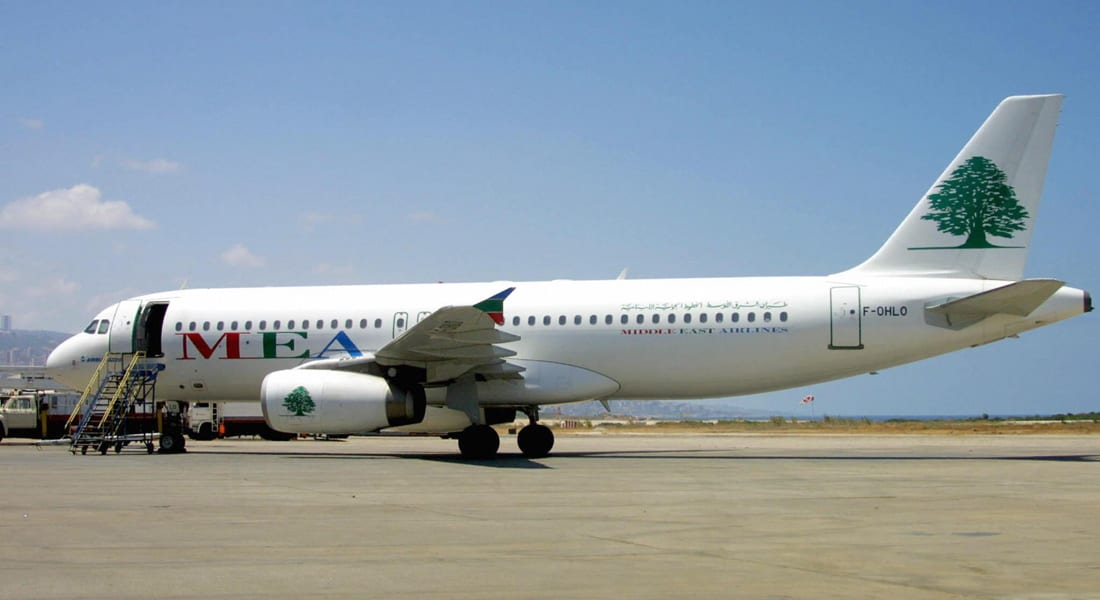 انذار خاطئ بوجود قنبلة يدفع بطائرة لبنانية للهبوط اضطراريا في إيطاليا
