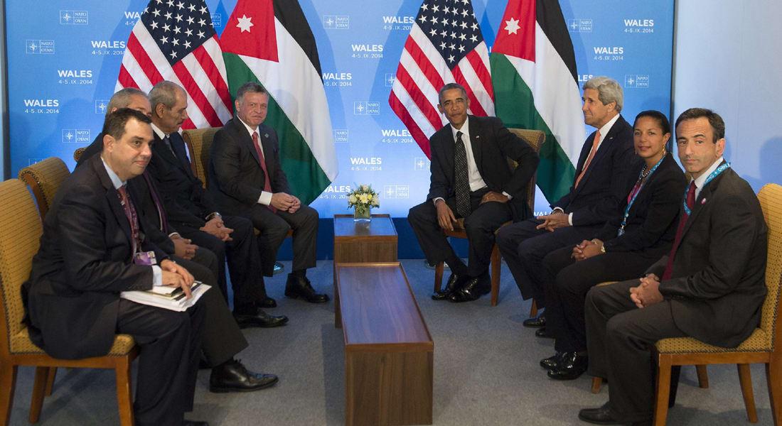 ملك الأردن يحذر من مخاطر تقسيم دول المنطقة: نقيّم البدائل لمحاربة التنظيمات الإرهابية