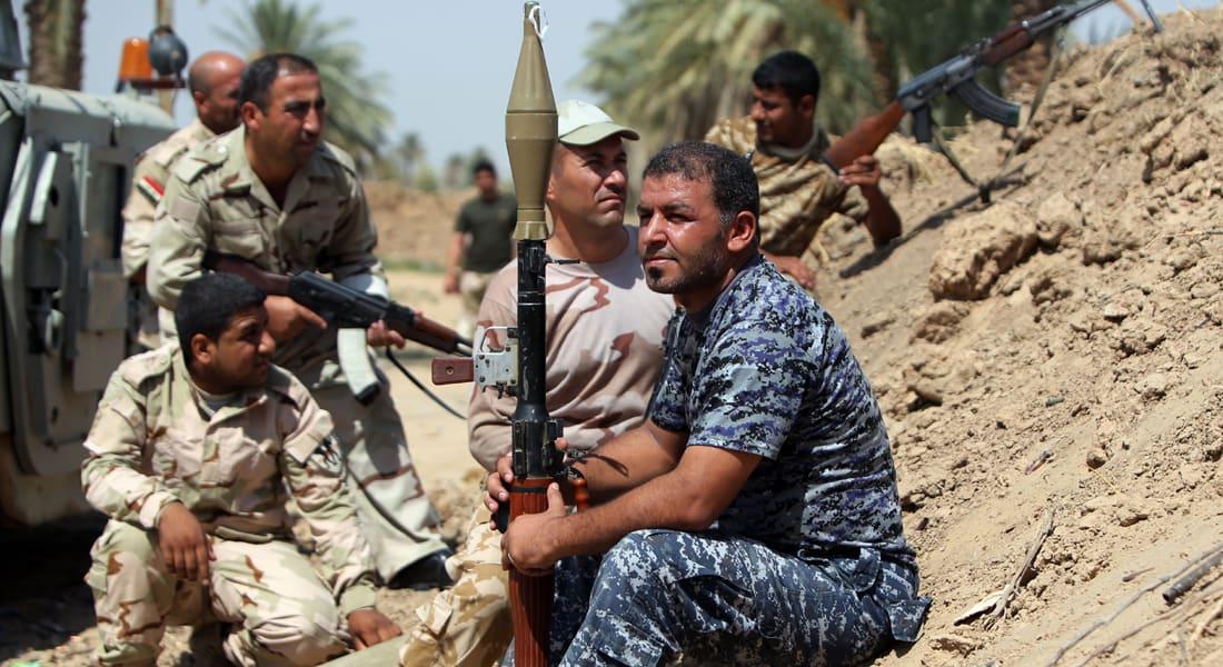 علاوي يؤكد الحاجة لتدخل قوات عربية بمواجهة داعش والجيش العراقي يتقدم جنوب تكريت