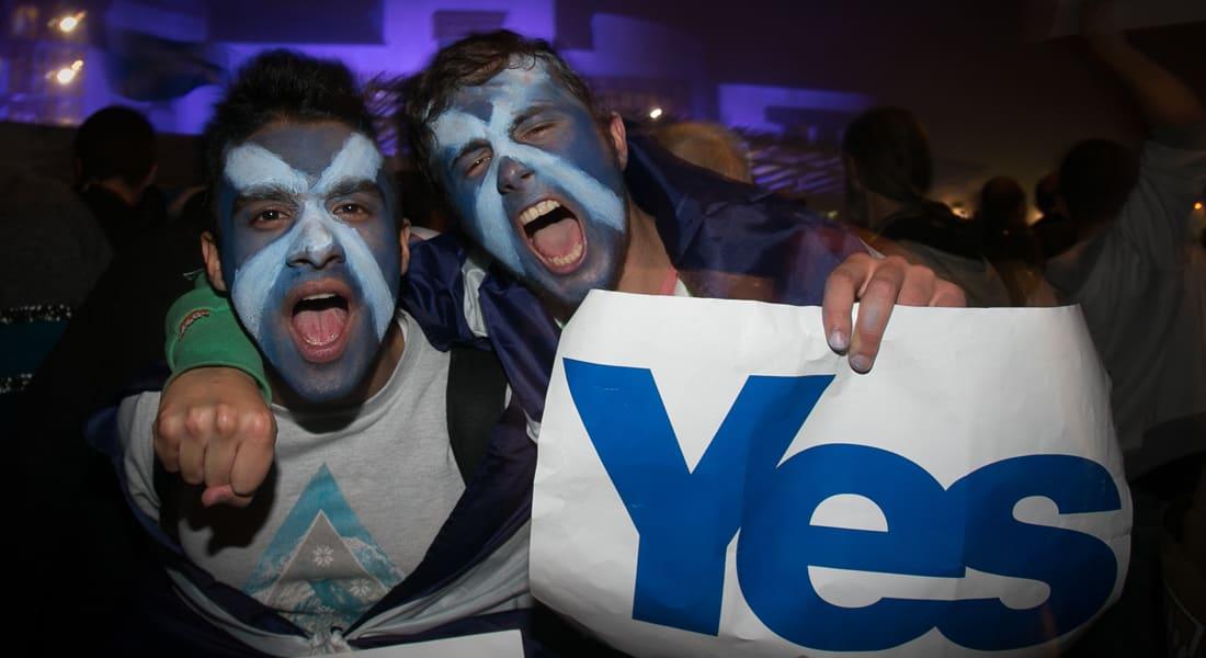 رأي حول استفتاء اسكتلندا.. المملكة غير المتحدة