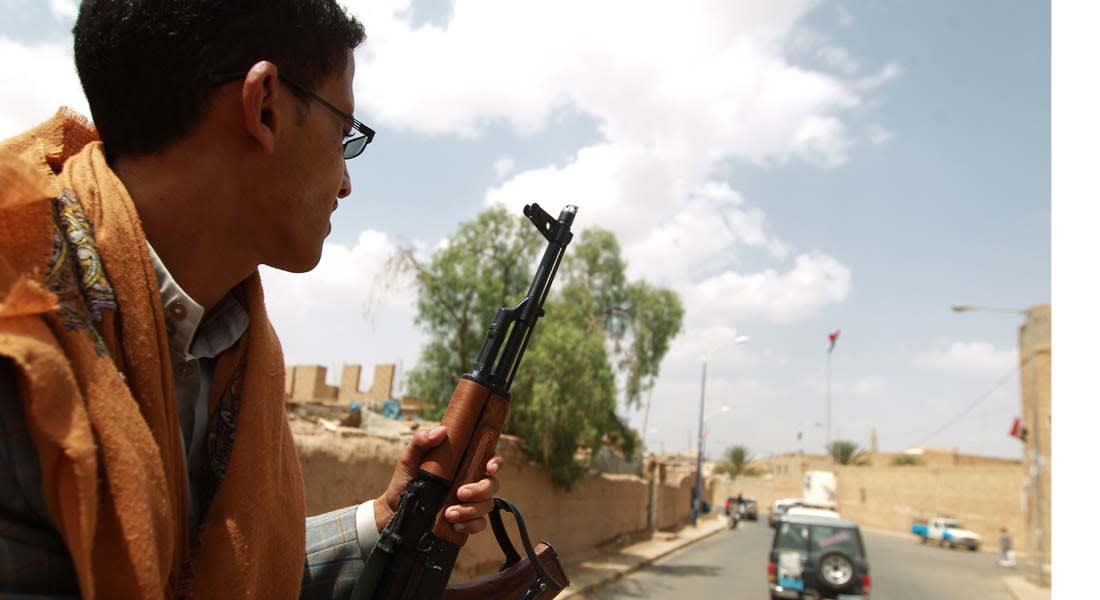 الملكية والتركية هبطتا في العاصمة واليمن ينفي سيطرة الحوثيين على شمال صنعاء