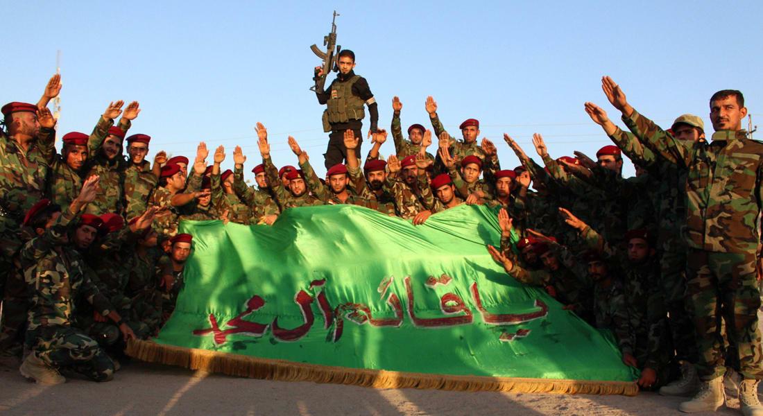 """المرجعية الشيعية تحذر: التحالف الدولي لمحاربة """"داعش"""" قد يمس باستقلالية العراق.. والعبادي ينتقد التأخير"""