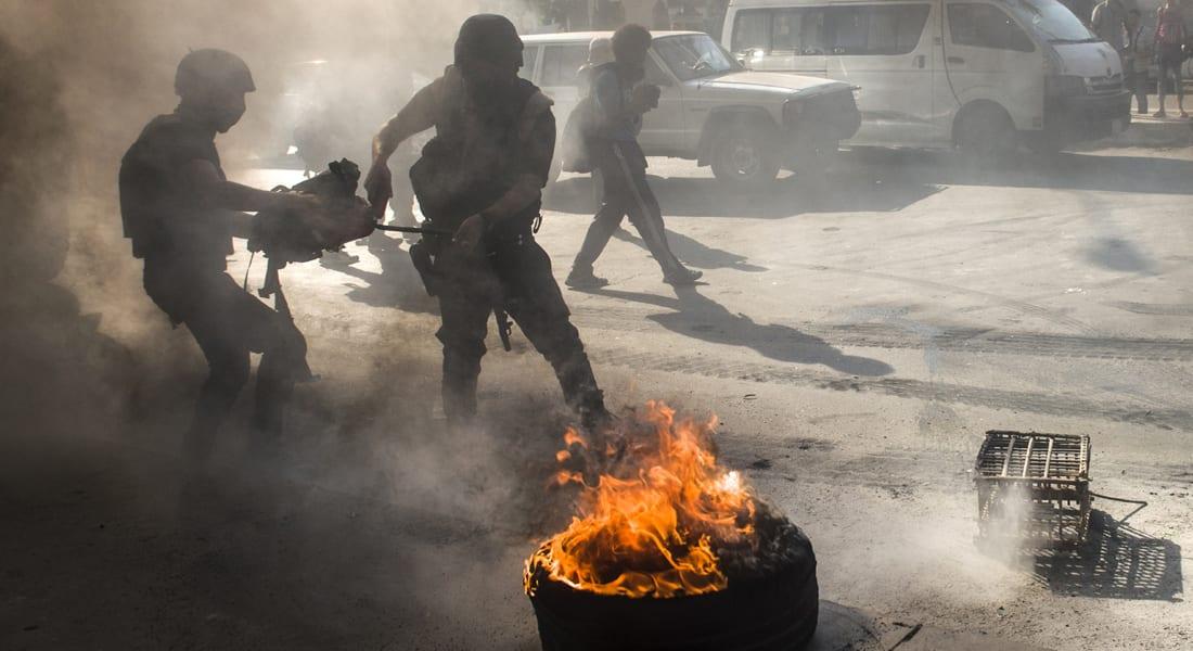 مصر.. ضبط 37 من أنصار مرسي واشتباكات مع الأمن ولا أنباء عن ضحايا