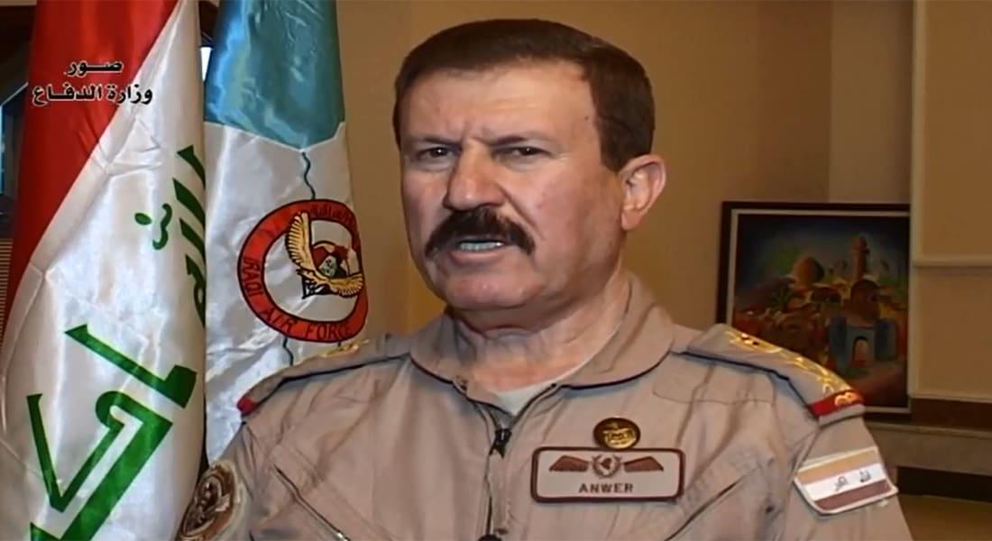 بالفيديو.. قائد القوات العراقية الجوية يرد على اتهامات الفساد التي تحوم حول مطار عسكري