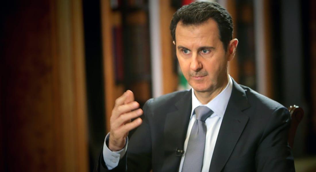 الأسد بعد ضرب داعش بسوريا: نحن مع أي جهد دولي يصب في مكافحة الإرهاب