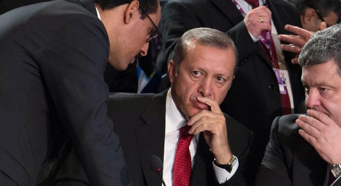 إردوغان: سأجتمع مع أركان الدولة التركية لتحديد موقفنا النهائي من عمليات ضرب داعش بسوريا