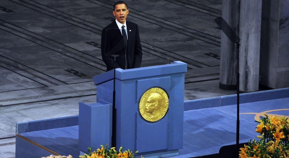 رئيس السلام وحائز نوبل شنّ عمليات حربية في 7 دول إسلامية