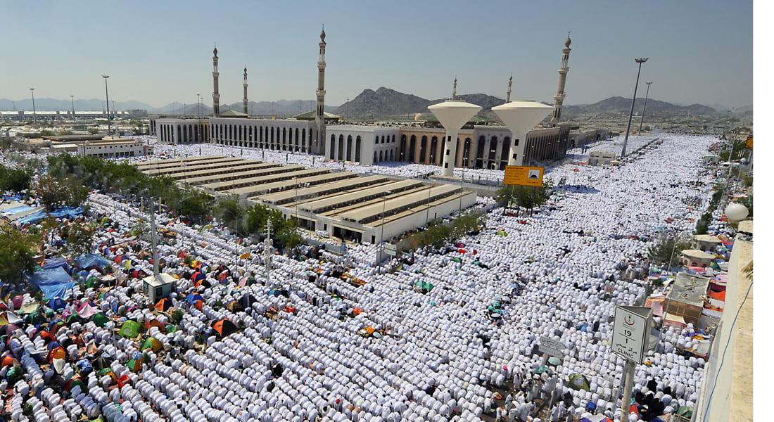 السعودية : وقفة عرفة تصادف الجمعة 3 أكتوبر/ تشرين الأول