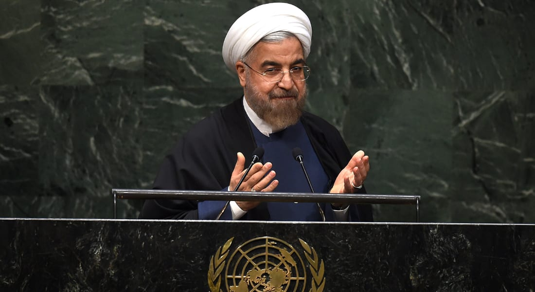 روحاني أمام الأمم المتحدة: إيران ستمضي ببرنامجها النووي ودول بعينها تدعم الإرهاب