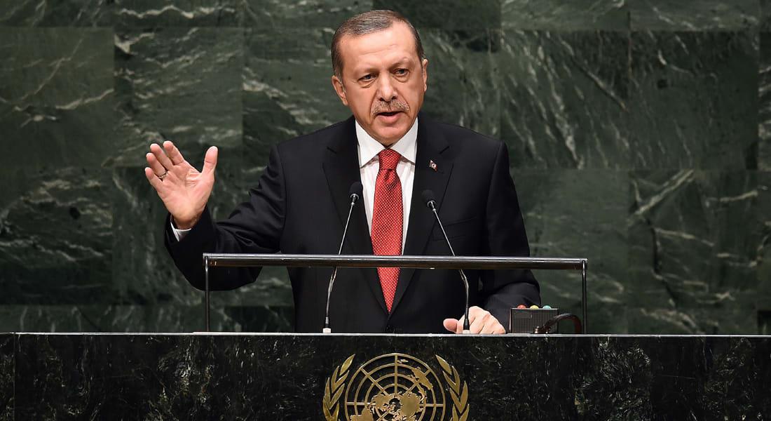 """الإمارات تستنكر خطاب أردوغان بالأمم المتحدة وتدعو لوقف """"الإساءة"""" لحكومة وشعب مصر"""