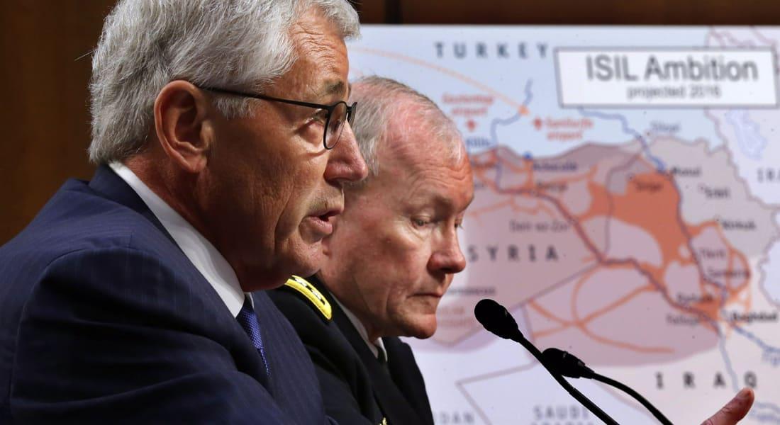 """هاغل: الحرب على """"داعش"""" مازالت في بدايتها ولا تنسيق مع نظام الأسد بعدما فقد شرعيته"""