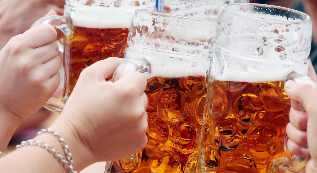 الجعة مفيدة للدماغ أيضاَ
