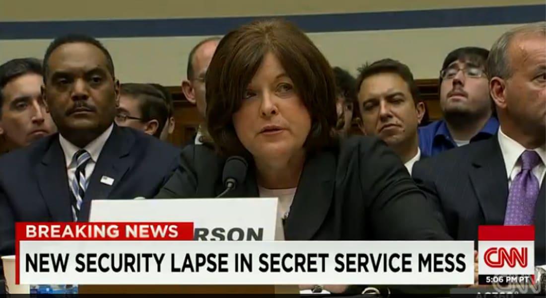 """""""مسلح"""" بالمصعد مع أوباما.. ورئيسة """"الخدمة السرية"""" تغفل الإشارة للحادث أثناء استجواب"""