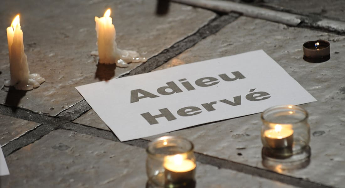 """الجزائر تؤكد كشف هوية أفراد """"مجموعة إرهابية"""" موالية لـ""""داعش"""" ذبحوا الرهينة الفرنسي غوردال"""