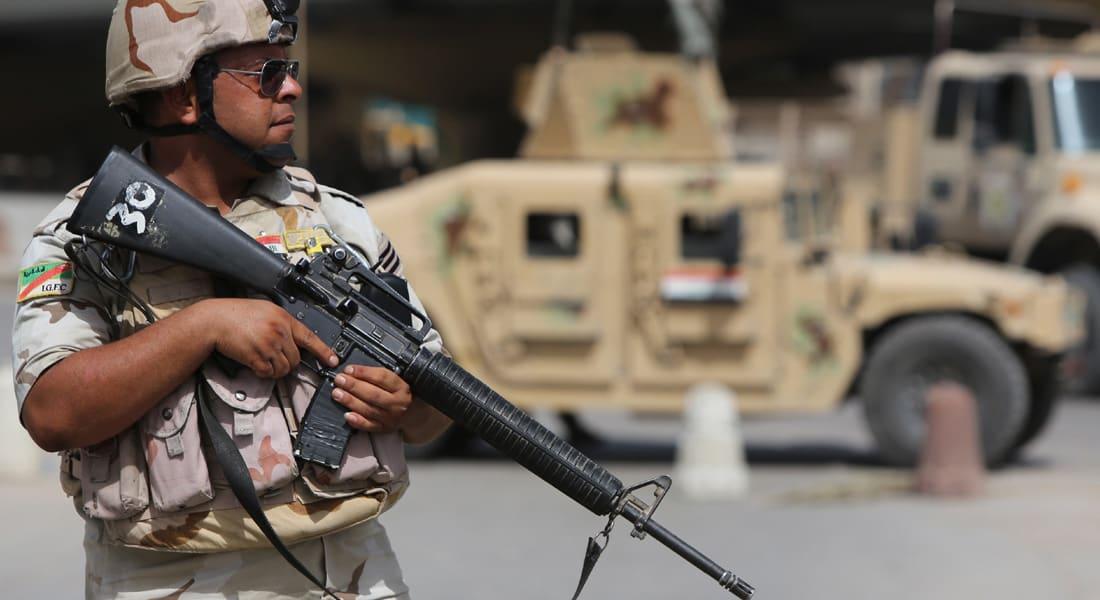 """45 جثة لعناصر داعش بمستشفى الموصل والجعفري يرفض نشر قوات برية دولية بالعراق ويتمسك بـ""""السيادة"""""""