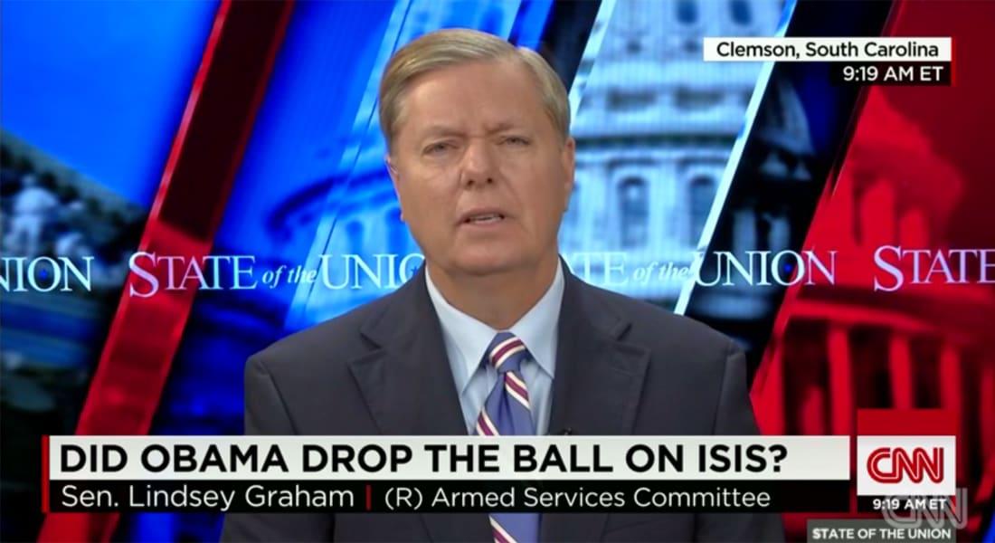 سيناتور أمريكي لـCNN: دون قوات برية لن نهزم داعش.. خطة واشنطن الآن لن تنجح