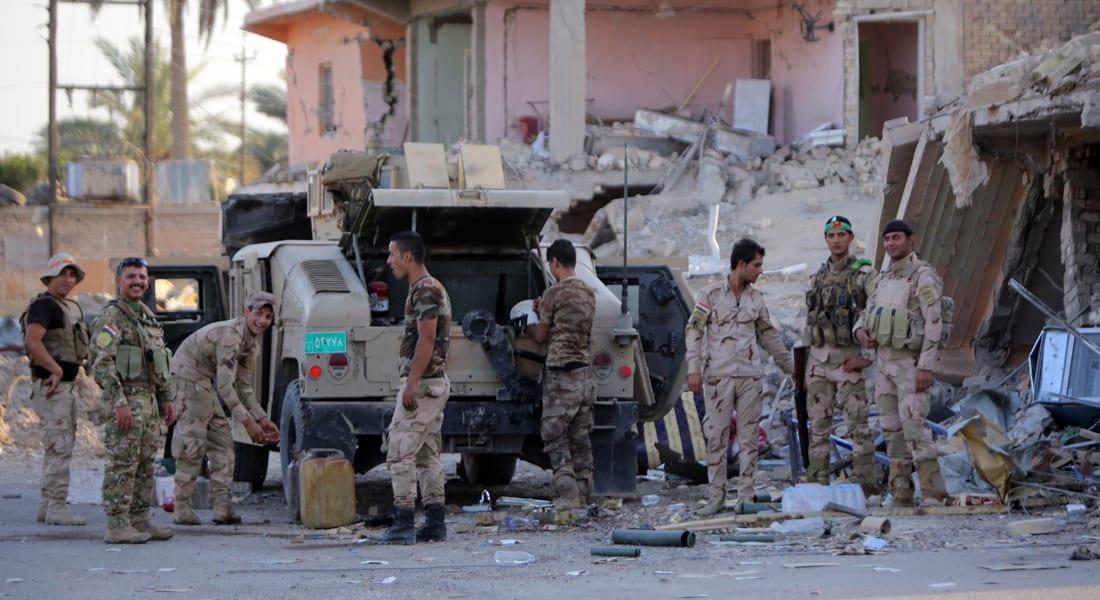 مسؤول أمريكي لـCNN: الأوضاع بالأنبار مقلقة.. الجيش العراقي لم يتقدم سوى كيلومتر واحد بنهاية الأسبوع