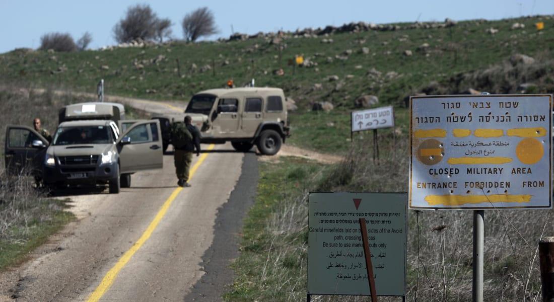 """قصف إسرائيلي على جنوب لبنان بعد إصابة جنديين في انفجار بمزارع """"شبعا"""""""