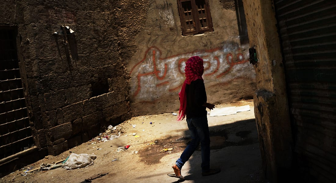 """عن ظاهرة التحرش في مصر.. """"قوات فصل الجنسين"""""""