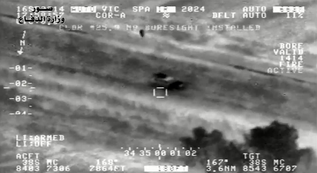 بالفيديو: قصف القوات العراقية لأهداف داعش