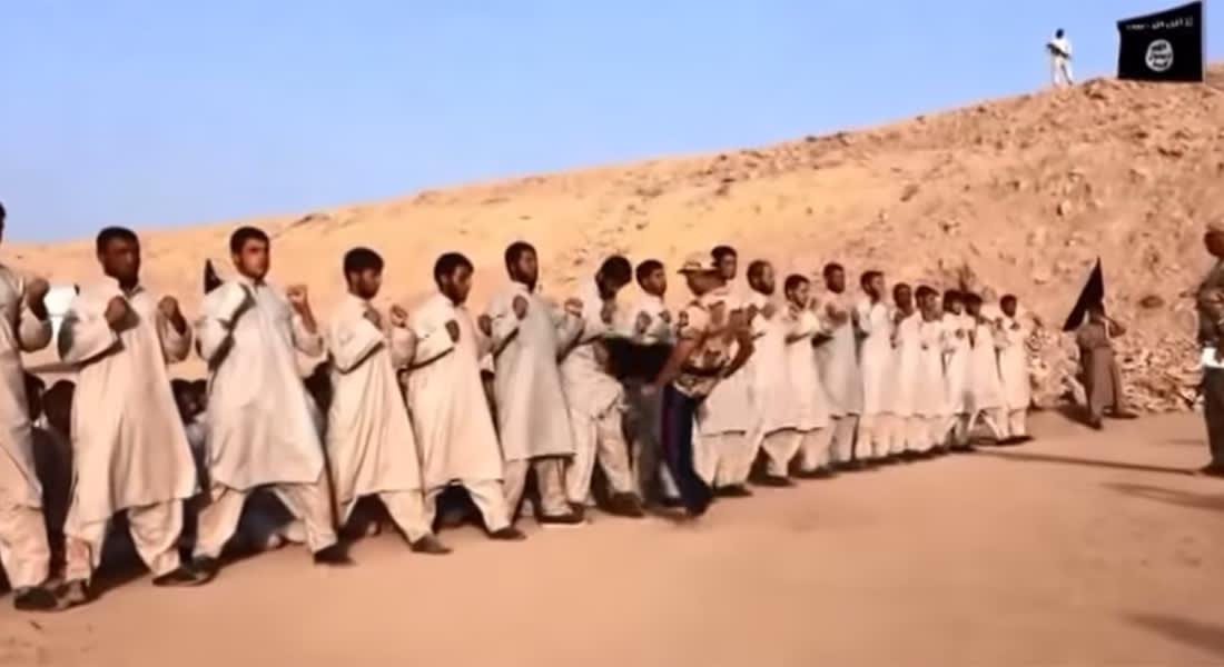 """محللون لـCNN: فيديو """"دماء الجهاد"""" يكشف قسوة تدريبات داعش.. والتنظيم يقتحم عبر النار والتفجير وبعدهما الالتحام"""