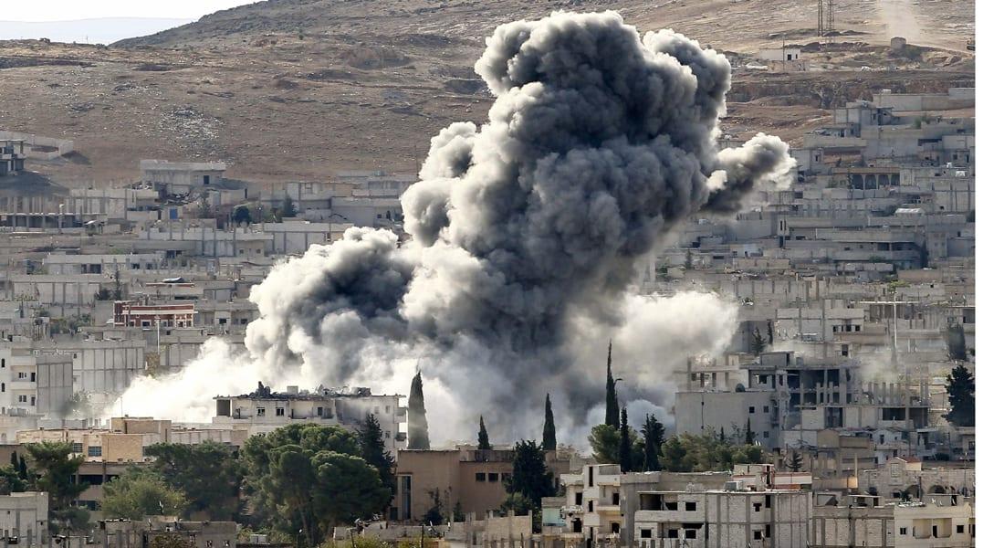 """15 غارة أمريكية في سوريا واستهداف منشآت نفطية يسيطر عليها """"داعش"""""""