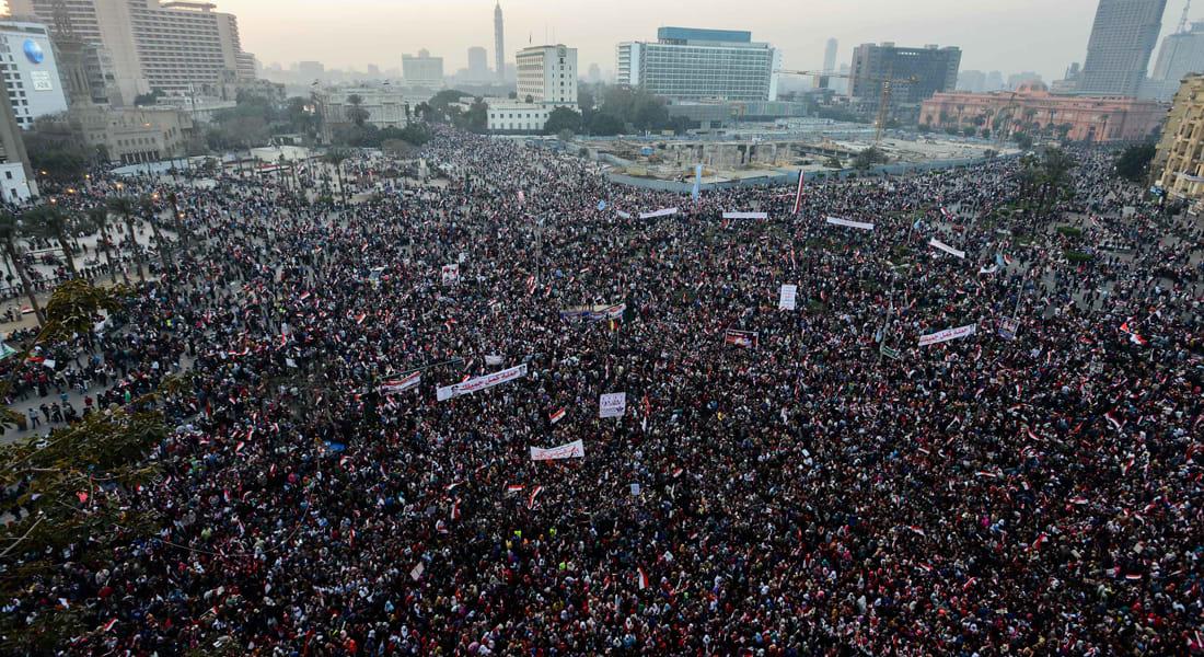 رأي لأحمد عبد ربه حول أمل المعارضة الأخير في مصر